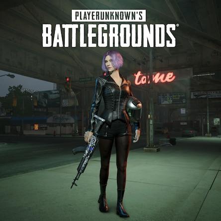 PlayerUnknown's Battlegrounds (PS4) @ PSN