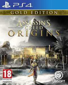 [PS4] Assasin's Creed Origins - Gold Edition