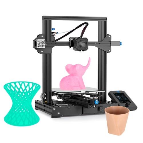 Creality Ender-3 V2 (3D Printer) levering vanuit Duitsland