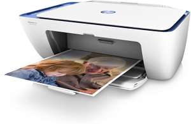 HP DeskJet 2630 All-in-One, Wireless Wifi color inkjet printer