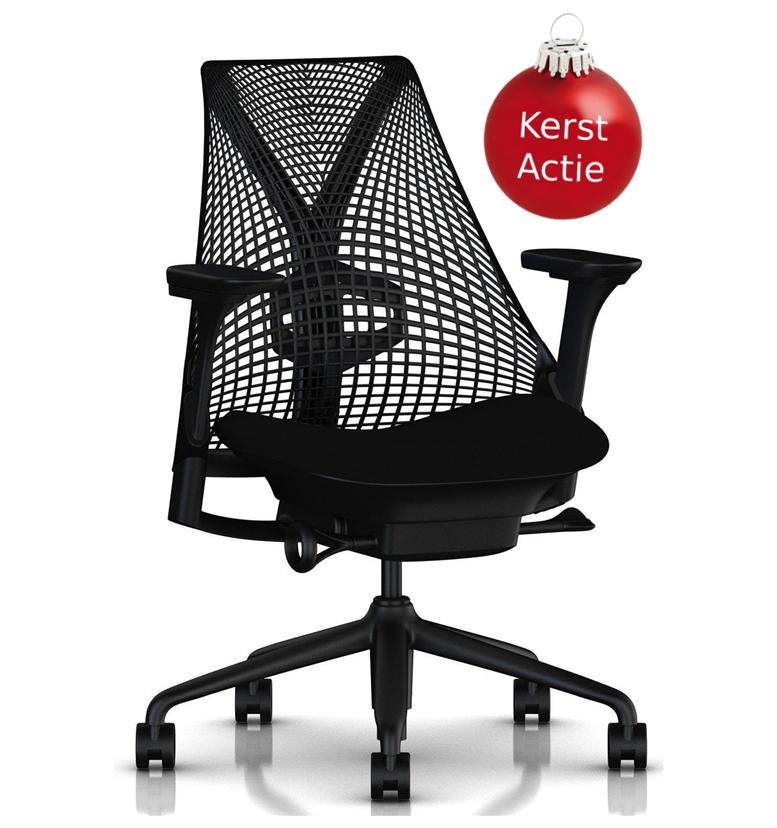 [Herman Miller] Sayl - Ergonomische Bureaustoel (12 jaar garantie)