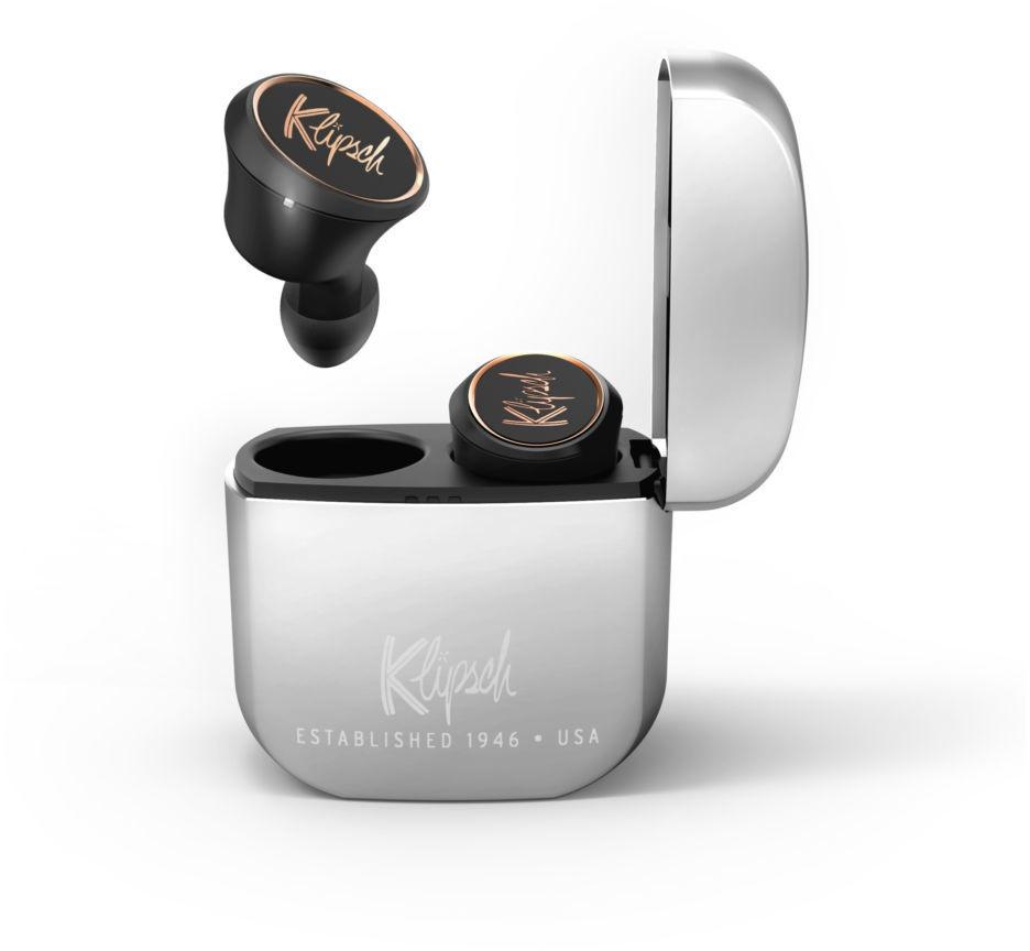 Klipsch T5 True Wireless oortjes