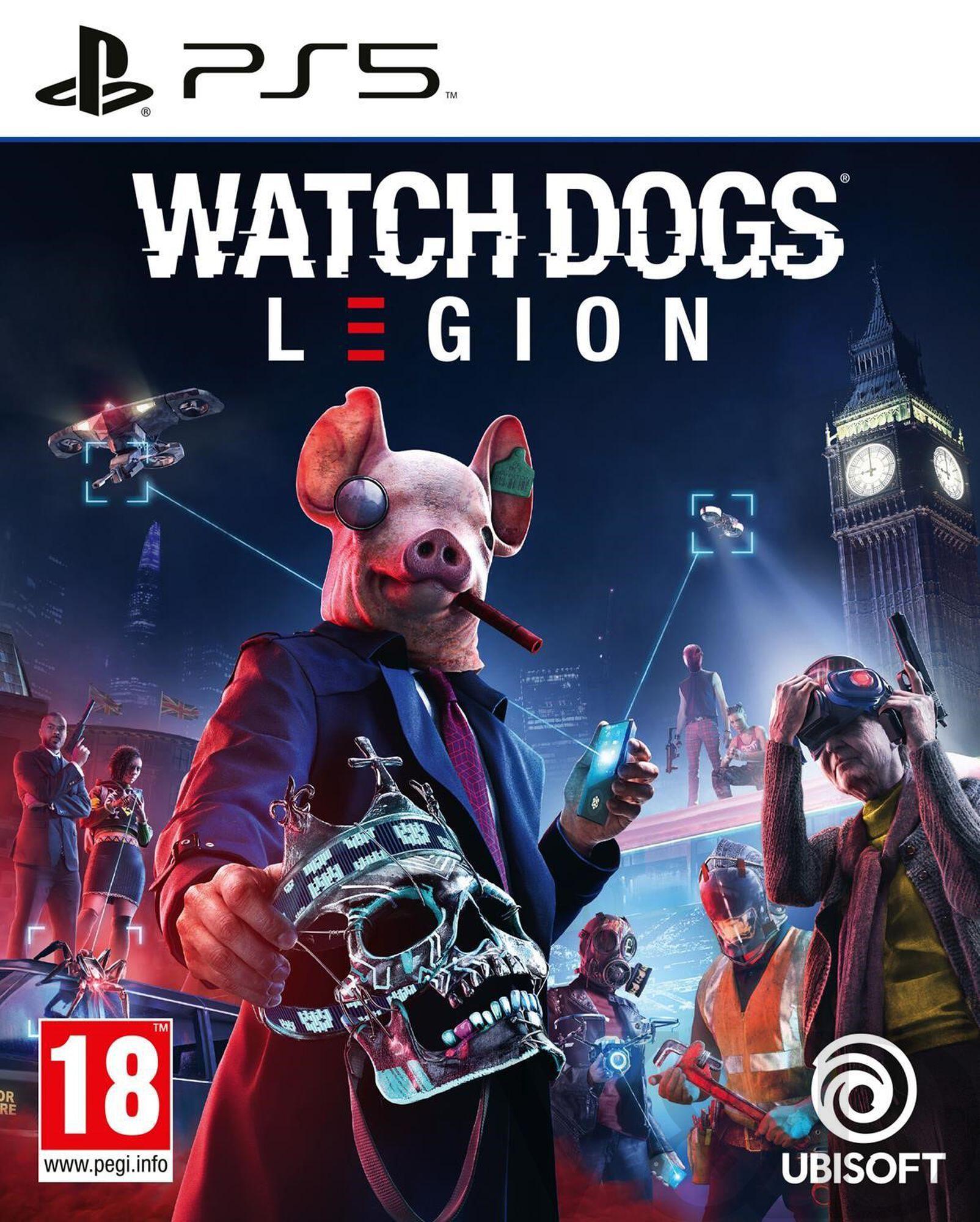10% korting op alles bij V&D (Bijv. PS5 Watch dogs - Legion)