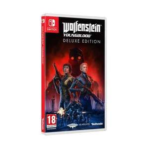 Wolfenstein: Youngblood (Deluxe Edition) (Switch) @ Intertoys (winkel bezorgservice)