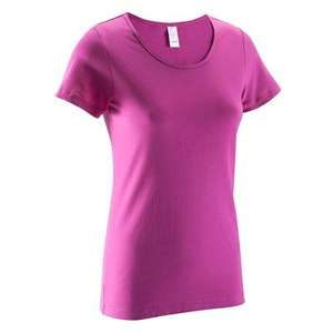 Yoga T-shirt Sportee voor €1,50 @ Decathlon
