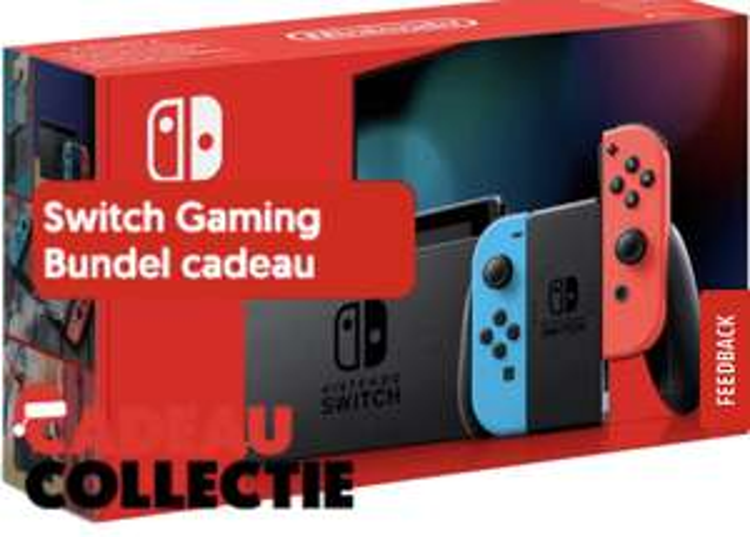 Dagdeal: Nintendo Switch + accessoire pakket