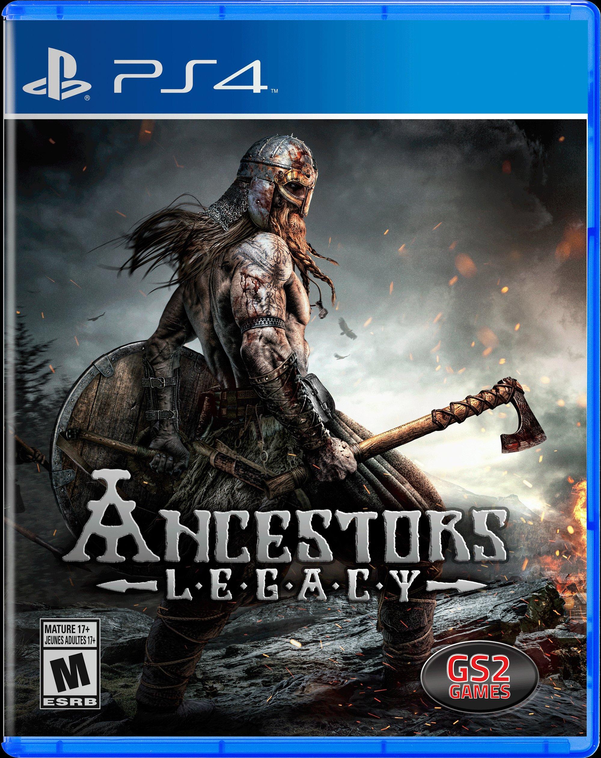 Ancestors Legacy (PS4)