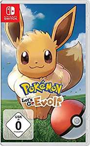 Pokemon Let's go Evoli - Nintendo Switch