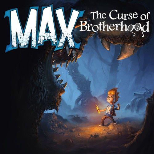 Max: The Curse of Brotherhood Nintendo