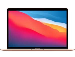 APPLE MacBook Air 13.3 (2020) - Goud M1 256 GB
