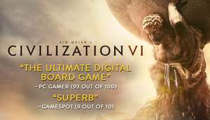 Sid Meier's Civilization® VI - Steam sale