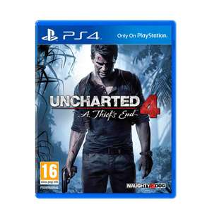 Uncharted 4 - A Thief's End (PlayStation Hits) @ Wehkamp