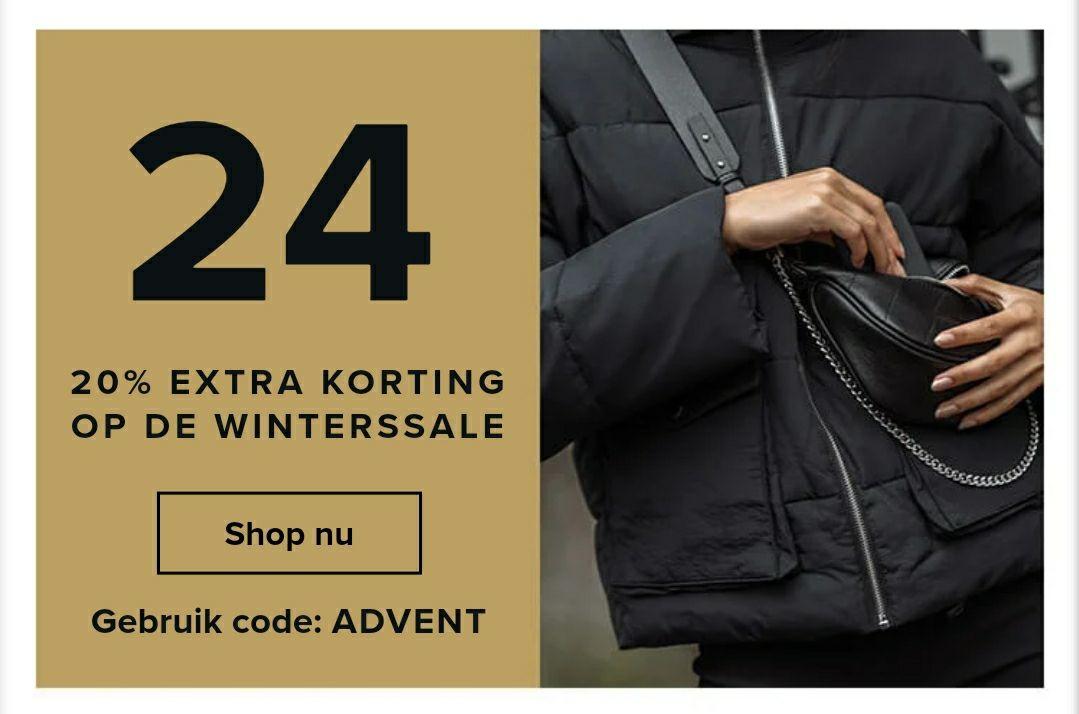 20% extra korting op de winterssale van NA-KD