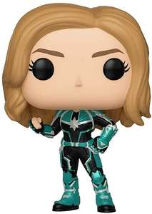 FUNKO POP! MARVEL: Captain Marvel - Vers