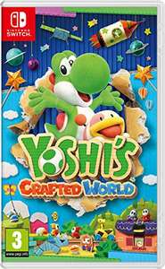 Yoshi's Crafted World (Nintendo Switch) @Amazon UK