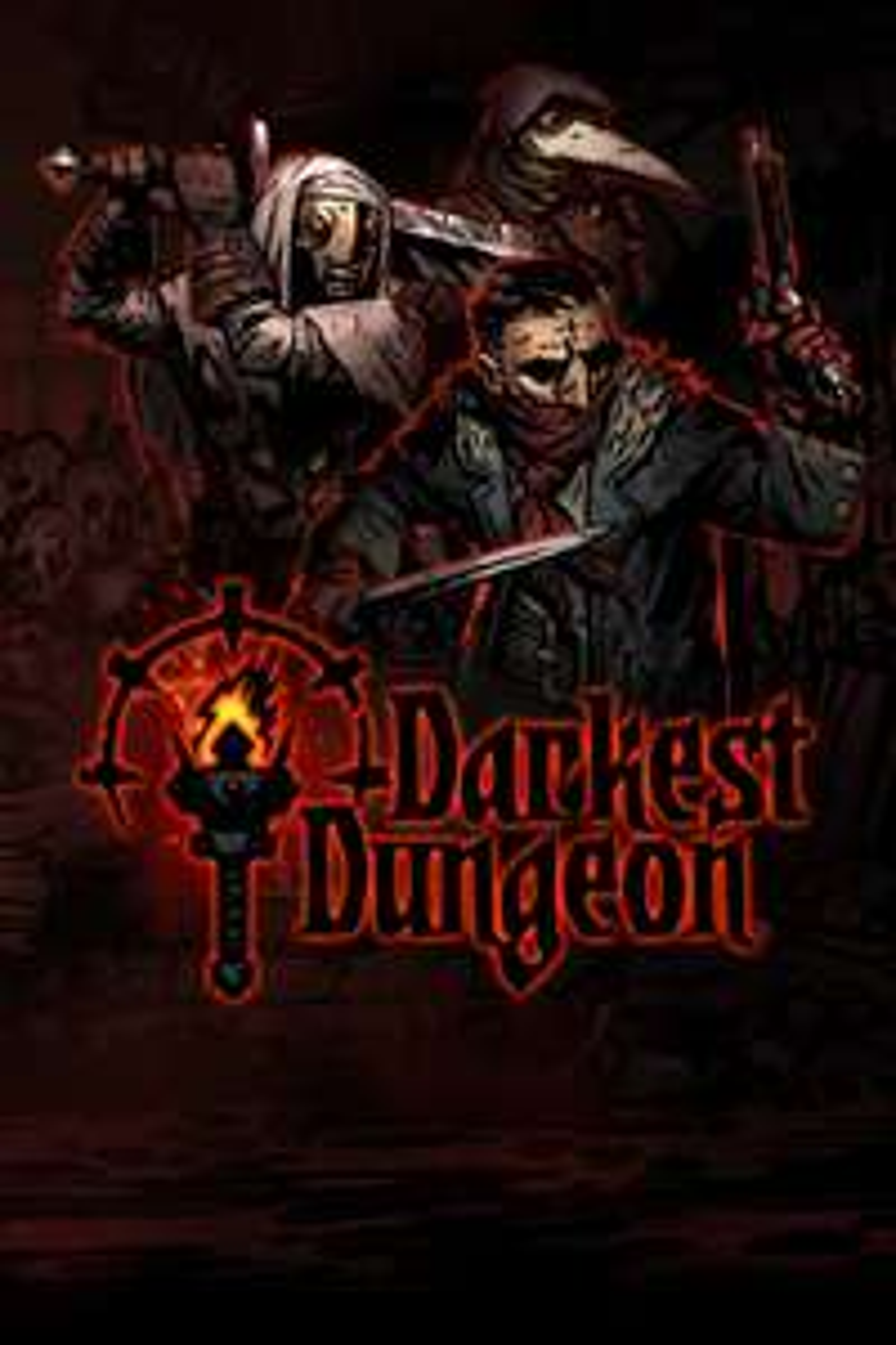 GRATIS Darkest Dungeon op Epic Games vanaf 17 uur Plus (DLC Darkest Dungeon: The Musketeer)