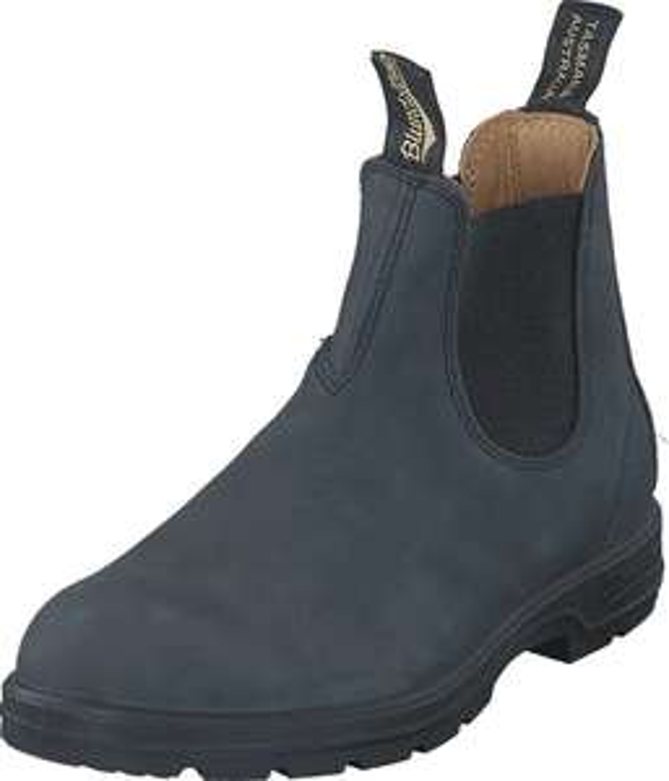 Blundstone 587 rustic black schoenen @Footway