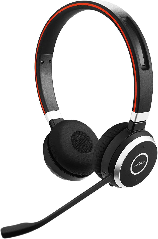 Jabra Evolve 65MS Stereo Draadloze Bluetooth-headset