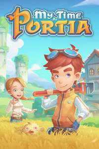 My Time in Portia @ Epic Games Store
