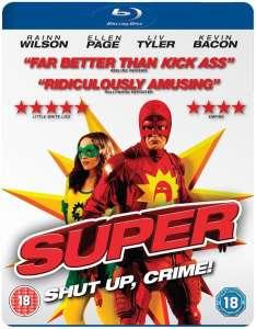 Super (2010) (Blu-ray) voor € 3,95 @ Zavvi