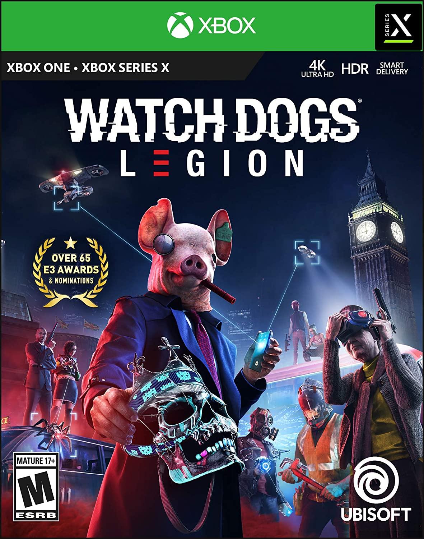 Watch Dogs Legion Xbox One / Series S|X
