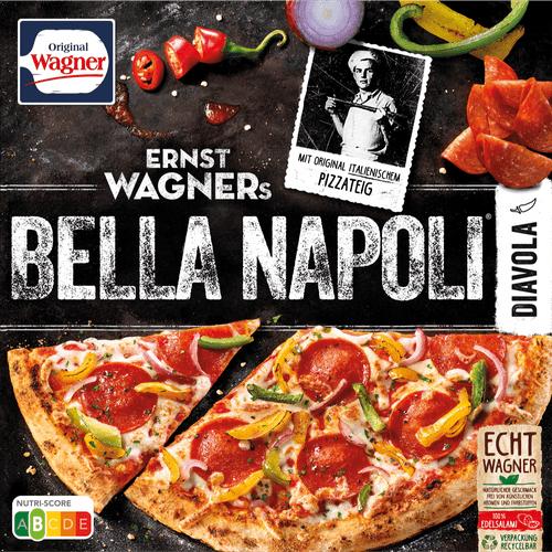 Wagner Pizza Bella Napoli tonijn of diavoli van 4.19 nu 1.99 @Dirk