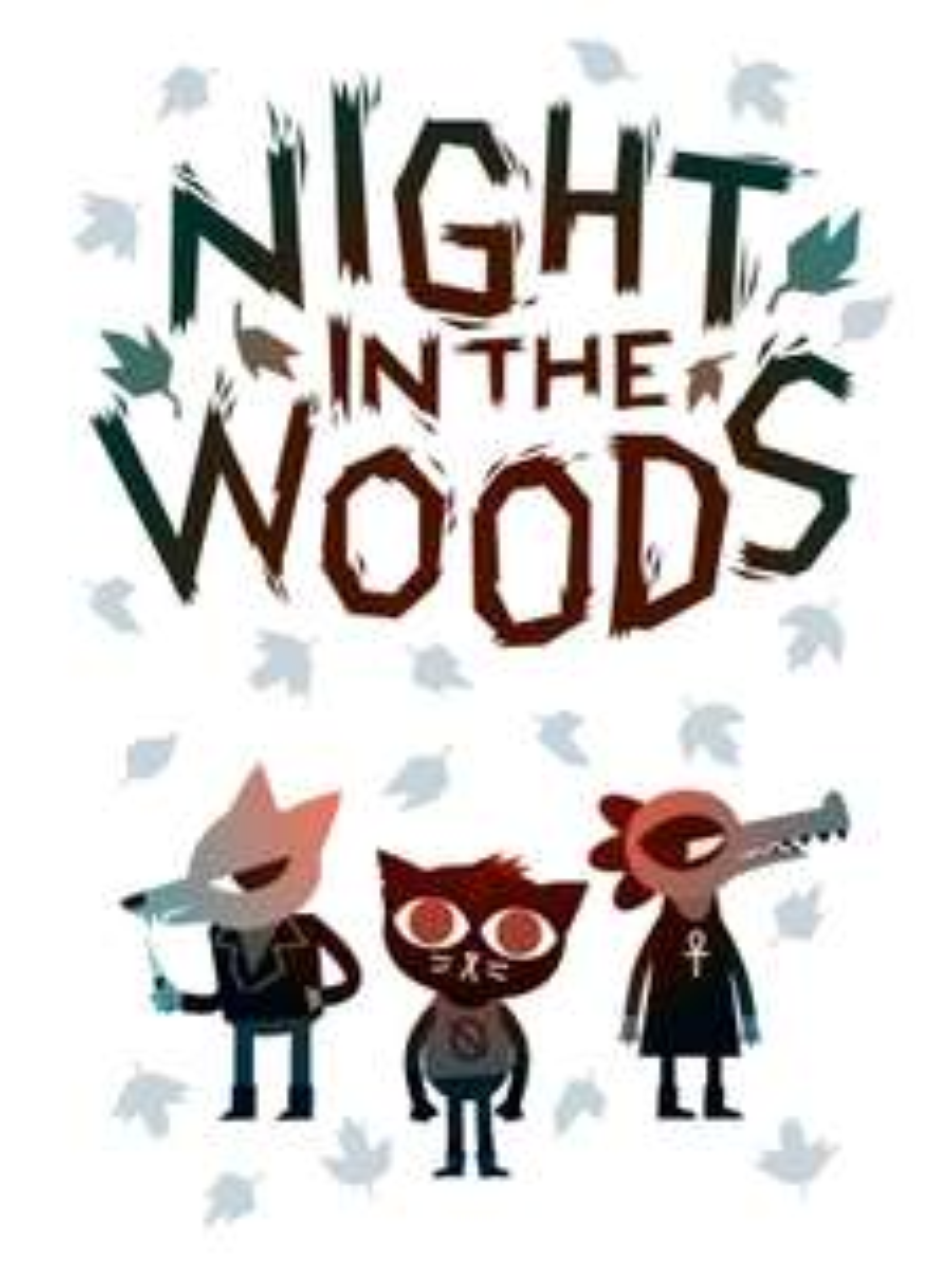 GRATIS ''Night in the Woods'' op Epic Games om 17:00u