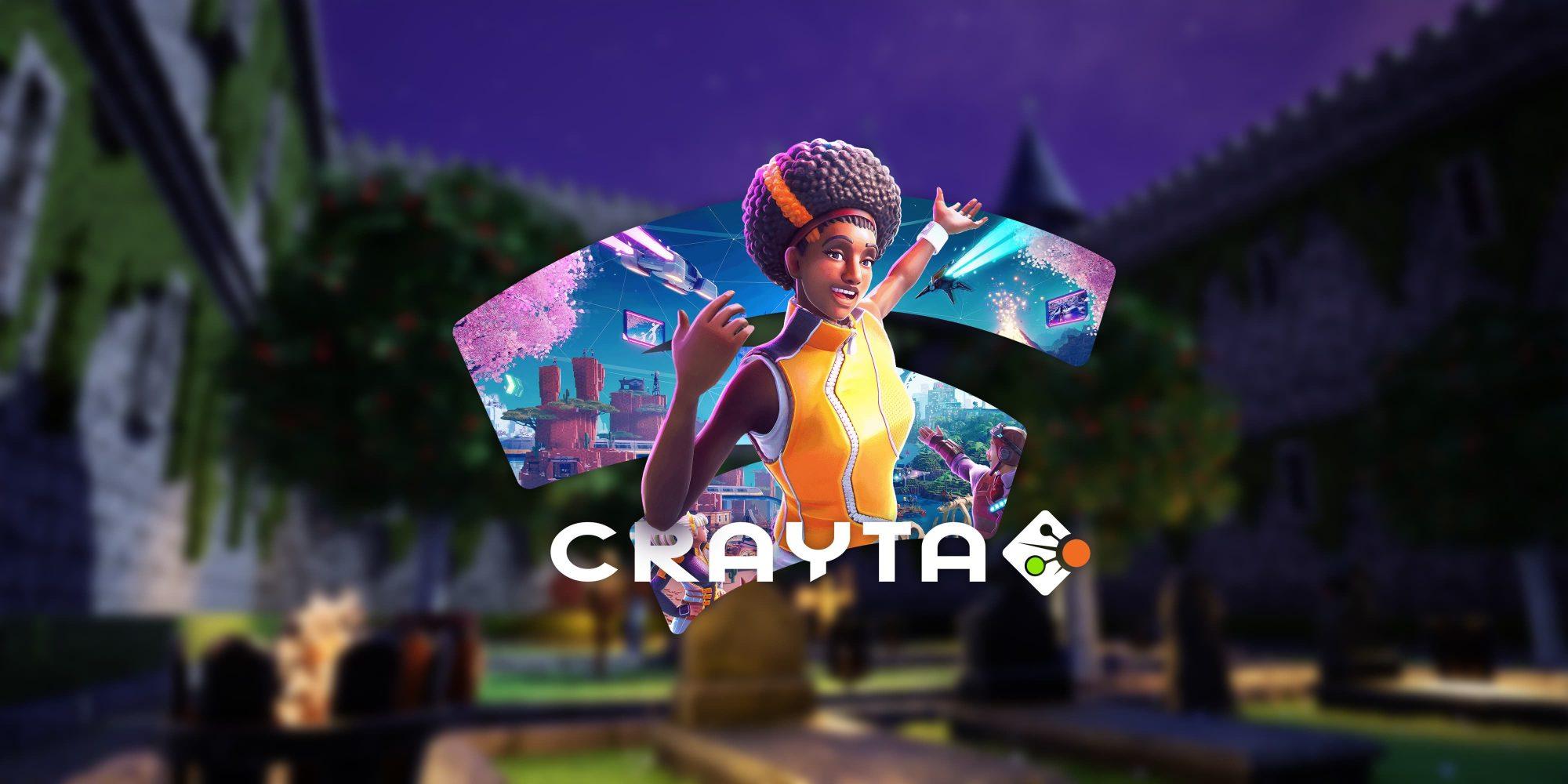 Gratis Crayta voor Google Stadia