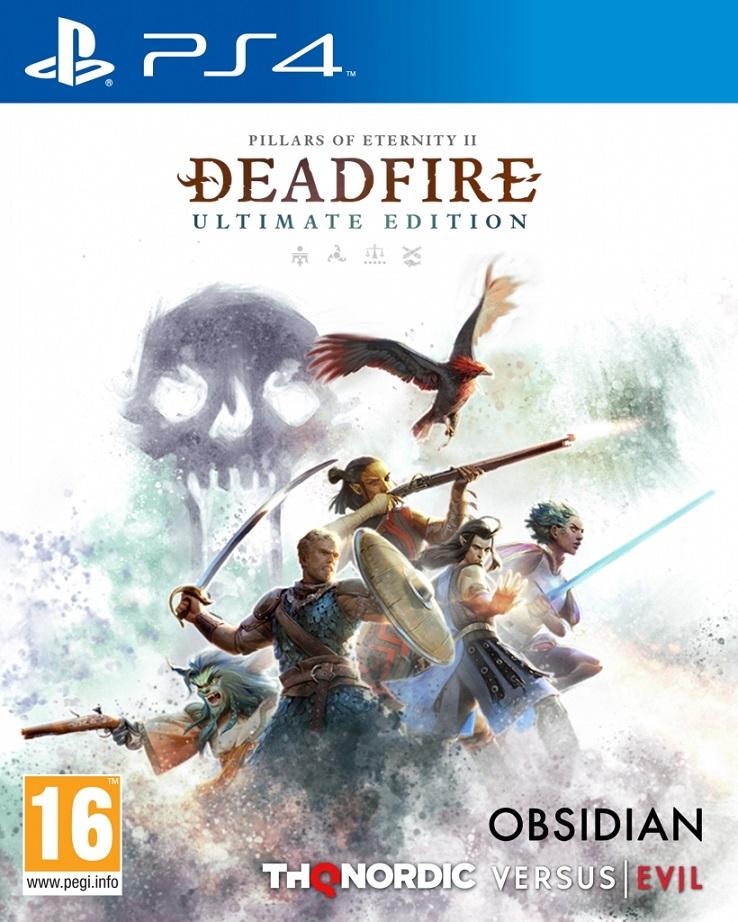 Pillars of Eternity 2: Deadfire - Ultimate Edition (PS4)
