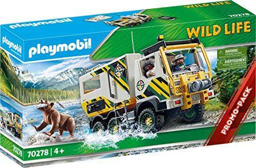 Playmobil Expeditietruck (70278)