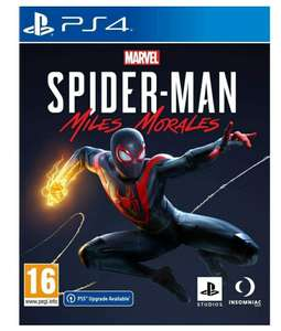 Marvel's Spider-Man: Miles Morales (PS4 & PS5)