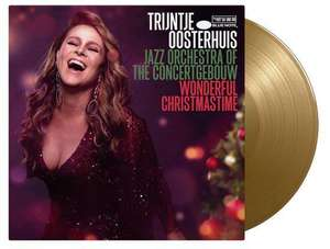 Trijntje Oosterhuis & Jazz Orchestra Of The Concertgebouw - Wonderful Christmastime (LP)