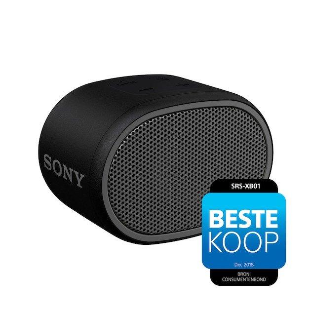 Sony SRS-XB01 Bluetooth speaker