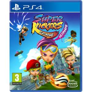 Super Kickers League Ultimate Edition (PS4) @ Intertoys