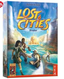 999 Games Lost Cities Rivalen Kaartspel