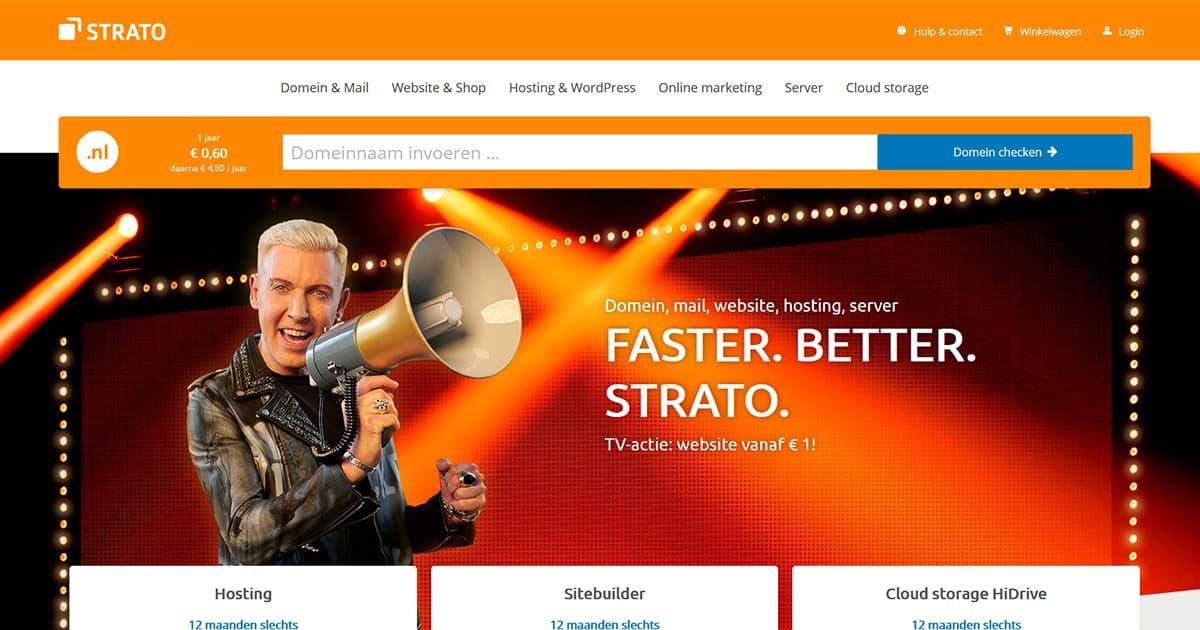 1TB Cloud opslag voor één euro per maand (jaar abonnement)
