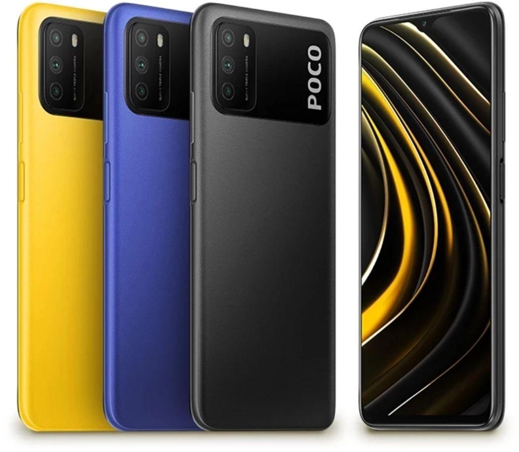 Poco M3 4G 64GB Zwart(verzending vanuit Spanje)