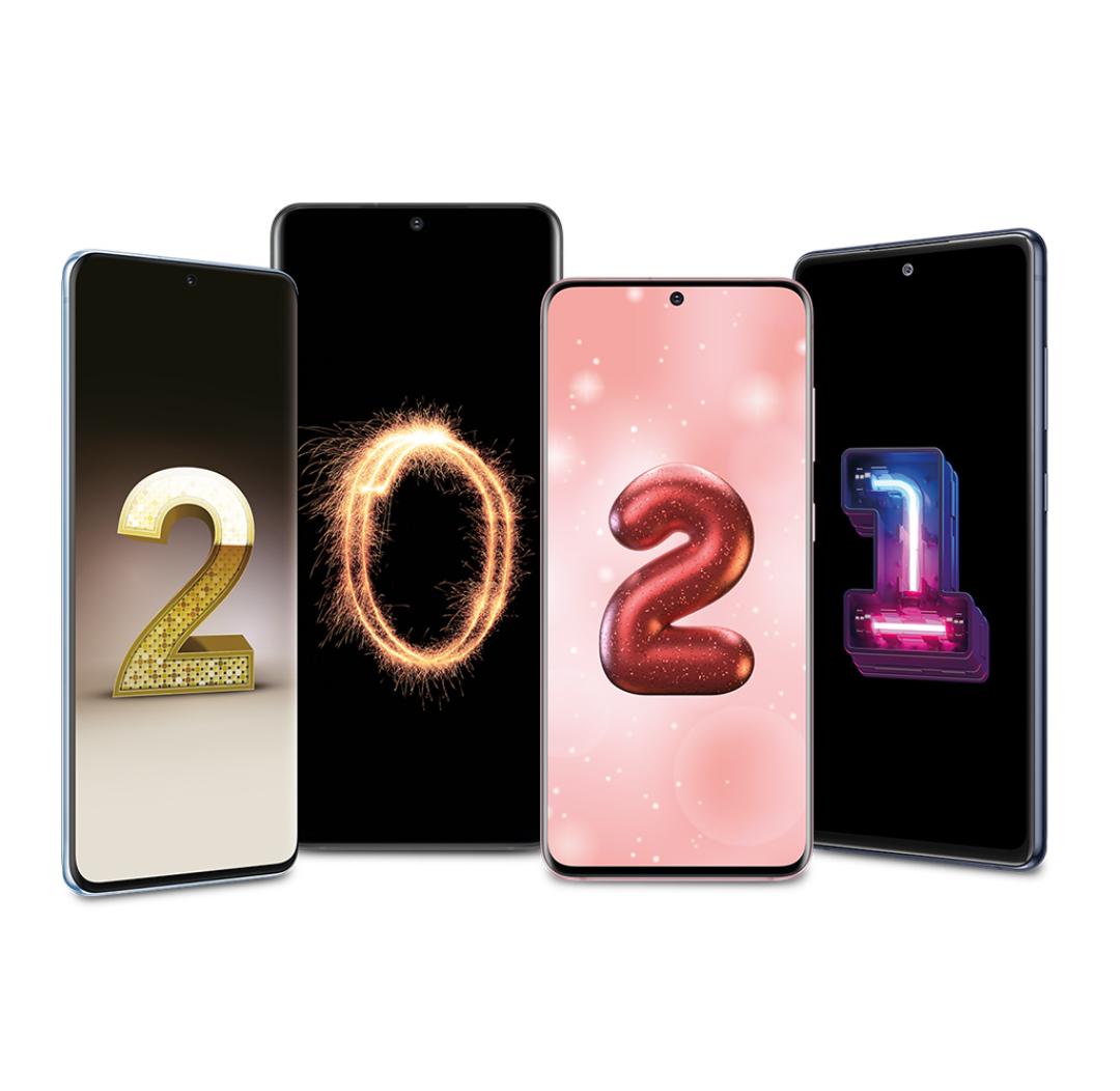 €100 retour bij aankoop van een Galaxy S20, S20+, S20 Ultra of S20 FE @Samsung