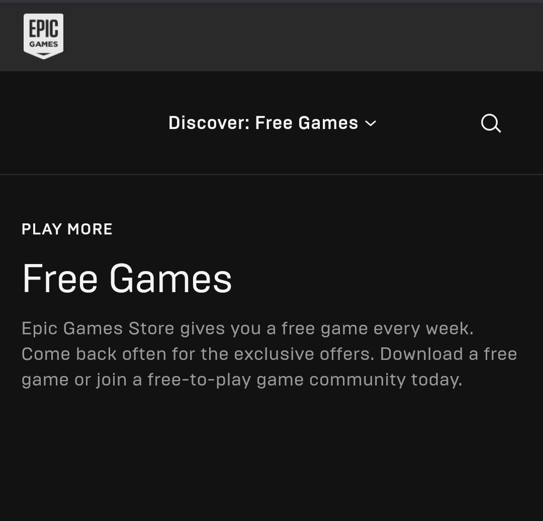 Wekelijk gratis game in heel 2021
