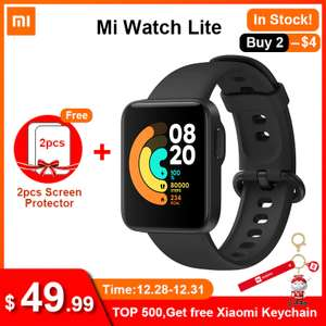 Xiaomi Mi Watch Lite GPS @AlieExpress