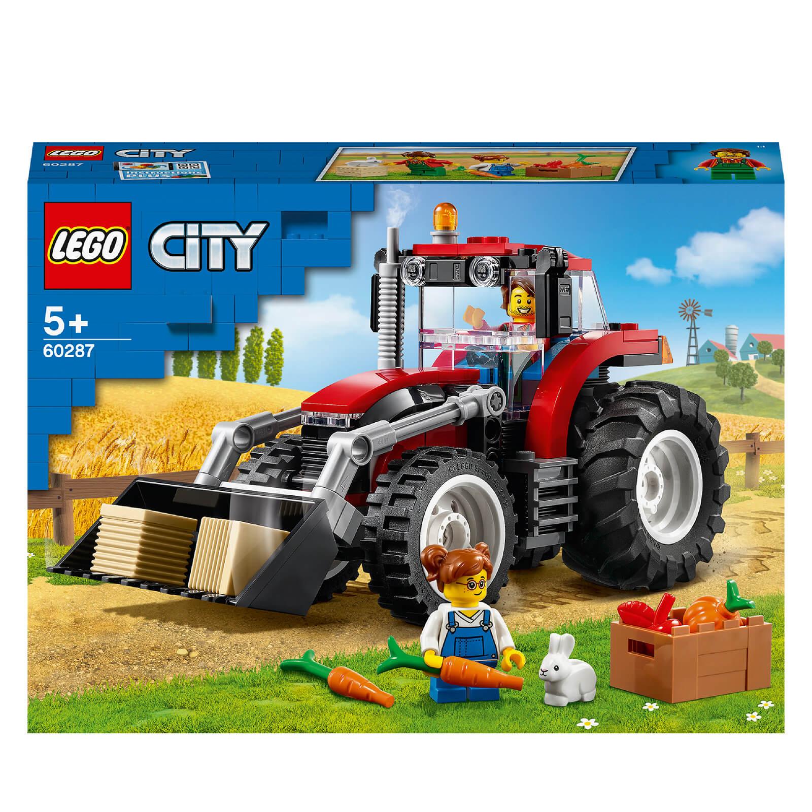 Lego city tractor aanbieding