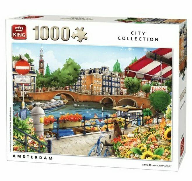 Alle King puzzels (1000 stukjes) voor €2,89