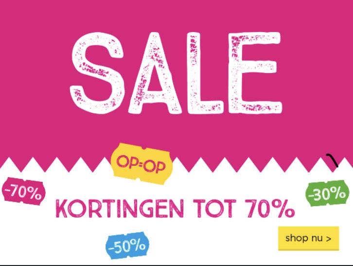 Sale tot 70% korting bij Xenos (+10% extra via aanmelden nieuwsbrief)