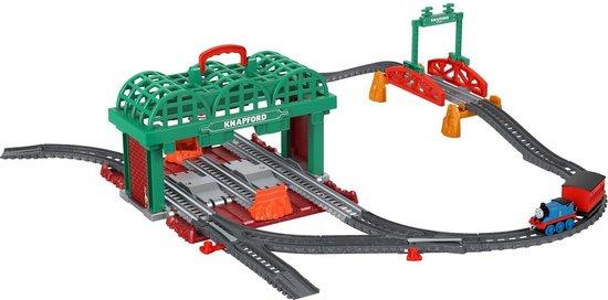 Thomas & Friends TrackMaster Station Knapford speelset voor €15,29 @ Bol.com