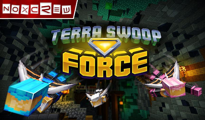 Minecraft Bedrock map Terra Swoop Force gratis
