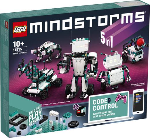 Lego Mindstorms 51515