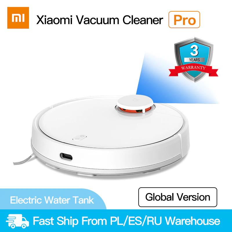 Xiaomi Mi Robot Vacuum Pro - Verzonden uit Spanje