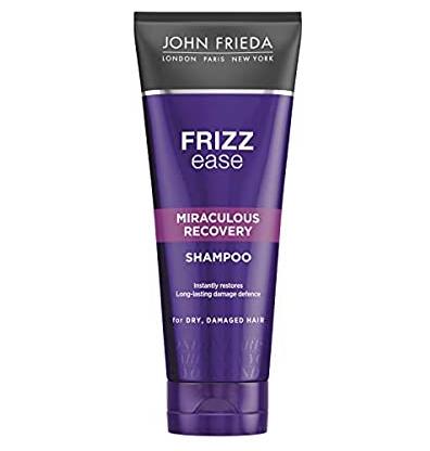 John Frieda Frizz Ease Miraculous Recovery Shampoo voor pluizig haar - 250 ml - herstelt droog, beschadigd en pluizig haar