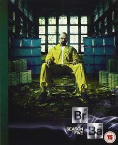 Complete serie Breaking Bad op Blu-ray voor €79