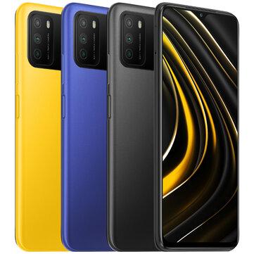 Xiaomi Poco M3 4GB/64GB voor €106,27 @ Banggood